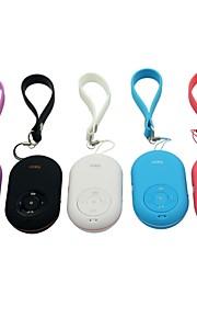bluetooth høyttaler med selvutløser stereolyd med FM-radio innebygd mikrofon for å svare på anrop