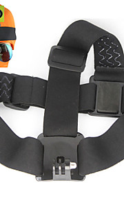 Extreme Sport Head Fixed Straps for GoPro GoPro Hero4/3+/3/2/1