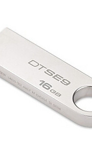 kingston dtse9 16gb usb flash minnepinne metall