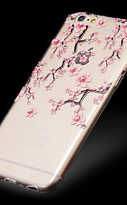 Transparente/Ultra Slim/Diamond / Rhinestone Decorado Caixa - iPhone 6 - Outro ( Multi-Côr , TPU )