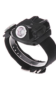 5 Mode 240 Lumens LED Flashlights Lithium Battery Waterproof LED Cree XR-E Q5