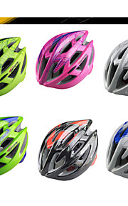 2015 New Bicycle Helmet Riding Helmet Mountain Bike Helmet One-Piece Protective Gear Insect Screens HQX0730