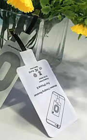 bobine de récepteur sans fil Apple iPhone 5c 5s 5 récepteur sans fil de charge de chargeur sans fil