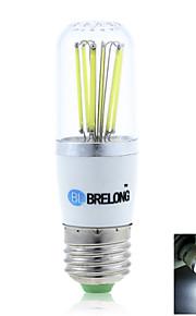 1 stk. BRELONG E14/E26/E27 6 W 6 COB 600 LM Varm hvit/Kjølig hvit Kornpære AC 85-265 V