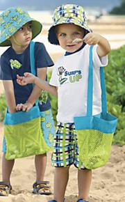 Outdoors Sand Beach Children Conch Toy Storage Storage Bag