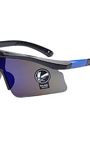 Solbriller menn / kvinner / Unisex's Sport Wrap Svart / Hvit / Gul / Blå / Grå Sykling Halvkant