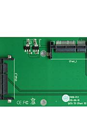 Maiwo 2xSATA TO 2xCFast Card KT009A