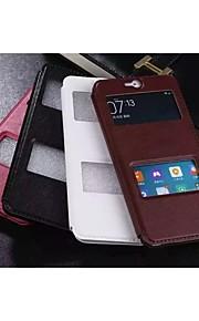 el nuevo abierta la funda ventana móvil especial funda protectora después de 826 para el htc todo tipo de colores