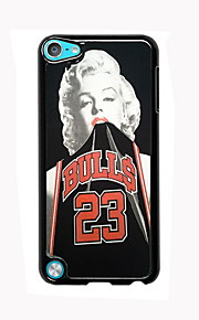 Bulls 23 Design Aluminum High Quality Case for iPod Touch 5