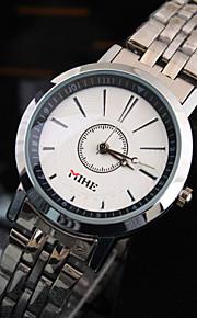 lazer mostrador redondo movimento pc aço inoxidável pulseira de moda relógio de quartzo impermeável das mulheres
