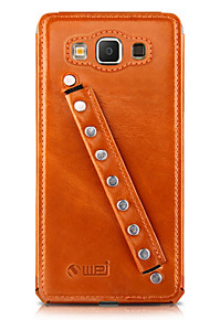 UWEI Oil Wax Leather Cover Sports Style for Samsung Galaxy A7