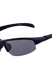 Solbriller menn / kvinner / Unisex's Sport Wrap Svart / Brun Sykling Halvkant