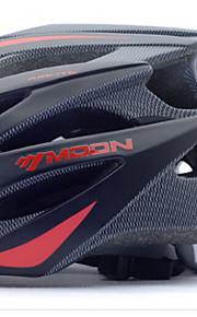 Горные - Универсальные - Велосипедный спорт / Горные велосипеды - шлем ( Красный / Чёрный / Синий , Пенополистирол + вспененный полиуретан