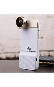 The Mobile Phone Case With Bluetooth Camera lens for iPhone 6