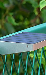 konge ro solcellepanel 43led street lys utendørs hage lys