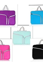 """Doppeltasche Reißverschlusstasche Laptop-Tasche für 15,4 """"MacBook Pro"""