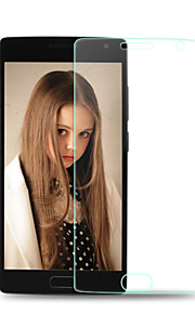alta definición flim protector de pantalla para OnePlus de dos