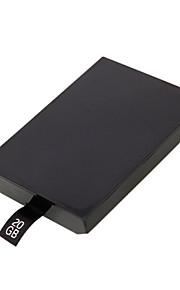 20gb hdd kit disque dur de dur interne pour Microsoft Xbox 360 Slim&xbox 360 e console de jeu