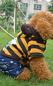 Amarillo Algodón - Abrigos/Pantalones - Perros -