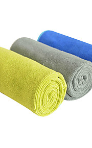 """Sinland Multi-purpose Microfiber Fast Drying Travel Gym Towels 350gsm Assorted Colour 3-pack 13""""x29"""""""