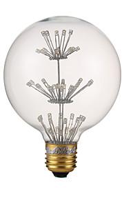 3W LED-globepærer G80 47 Dyp Led 150 lm Varm hvit V 1 stk.