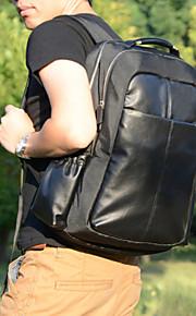 """15.4 """"ryggsekk enkelt skulder laptop bag koffert filpakke fritid bag for MacBook"""