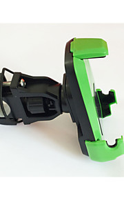 Bici bicicletta moto universale portacellulare culla regolabile 9.5-16.5cm per Samsung Nota5 / Nota4 / note3 / iphone