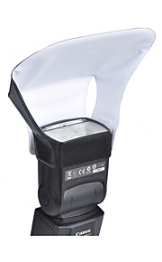 universel bærbare flash blød boks diffuser lomme udsmider xtlb til Canon nikon sony olympus blinker