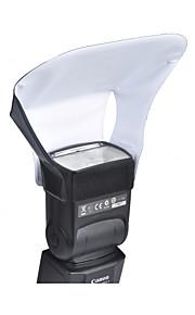 flash portátil caixa macia bolso difusor bouncer xtlb universal para canon nikon sony flashes Olympus