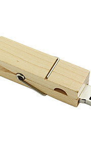 mooie houten model usb 2.0 geheugen flash drive pen driveu disk thumb drive 32gb