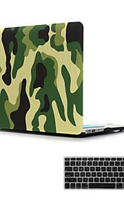 """2 w 1 matowej powierzchni kryształu gumowo Ciężka pokrywa Dla MacBook Air 11 """"/ 13"""" + klawiatura okładka"""