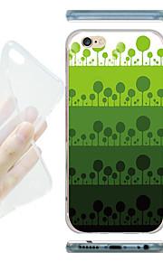 maycari®green tpu zurück Fall für iPhone 6 plus / 6s plus (verschiedene Farben)