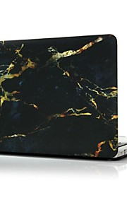 "ny super cool marmor gummieret hård sag cover til MacBook Air 11 ""retina 13"" / 15 """