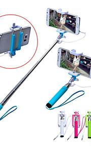 vormor®extendable gehandhabt Stick mit einem eingebauten Fernauslöser für Apple, Android Smartphones entwickelt