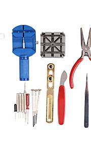 assistir kit ferramenta de reparo definir pin pulseira de removedor de 16 peças