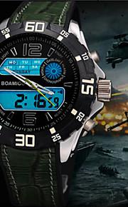 g esportes estilo relógios homens militar exército relógio de pulso digital S choque analógico moda relógio de quartzo dual time relógio