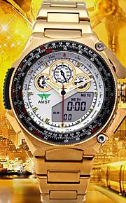 Homens Relógio Esportivo Relógio Militar Relógio Elegante Relógio de Moda Relogio digital Japanês Quartzo DigitalCalendário Impermeável