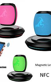 magneettinen levitaatio bluetooth 4.1 langaton kaiutin subwooferin ladattavia kannettava kaiutin