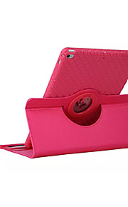 360 Rotation TPU Leather Case Smart Cover Ipad mini3 Flip Cases With Stand Function For Apple iPad 4/3/2(Assorted Color)