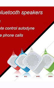 mini alto-falante Bluetooth inteligente do bluetooth câmera do bluetooth do obturador remoto com função anti-lost