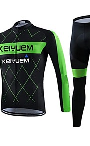 KEIYUEM®Others Unisex Long Sleeve Spring / Autumn Cycling Clothing Suits  Breathable / Quick Dry / Rain-Proof
