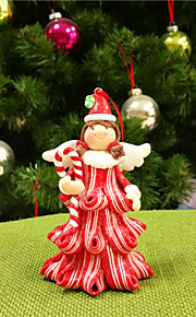Angel Christmas ls Candy Tree Furnishing Articles