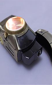 brilhando modelos watchbeautiful eletrônicos isqueiros de metal em linha reta