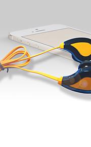 sport auricolare bluetooth cuffie corridore (auricolari basso sportivi con microfono)