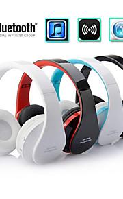 oldshark® pieghevole bluetooth senza fili della cuffia stereo over-ear per iphone / samsung / pc