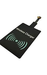 Qi standaard draadloos opladen universele ontvanger tag mub-een voor de microUSB-interface apparaten