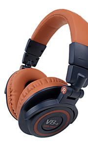 2015 nuovo disegno stereo bluetooth senza fili 4.0 della cuffia con il microfono