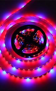 1pcs morsen® hydroponic systemer førte planten vokse lys vanntett ledet vokse lys stripe 300leds fulle specture vokse boks