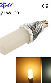 youoklight® 1st E27 18w 1500lm 78-2835smd 3000K / 6000K hög ljusstyrka&lång livslängd 45,000h LED-ljus ac110-120v / 220-240V