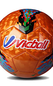 PVC Material Teenager Children Football Ball Size 5 Training Competition Soccer Ball